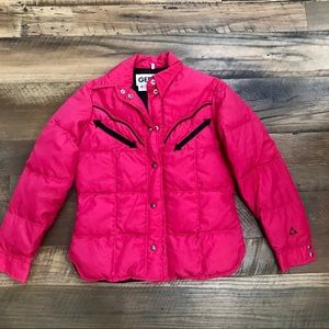 Gerry Western DOWN Coat Girl 14-16
